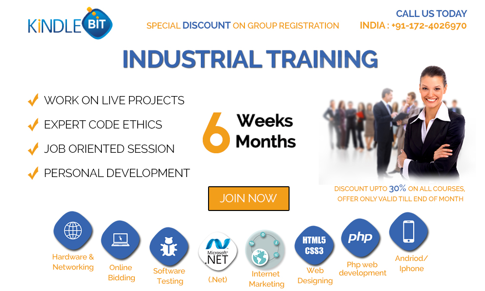 Enhance Industrial Training and Make Your Future Bright